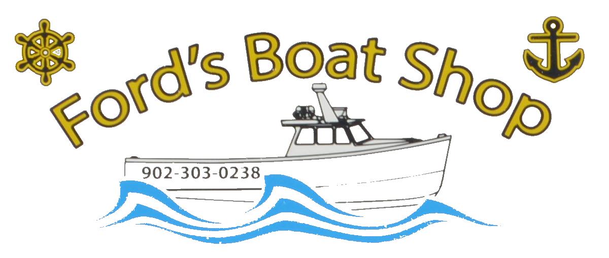 Fords Boat Shop Logo